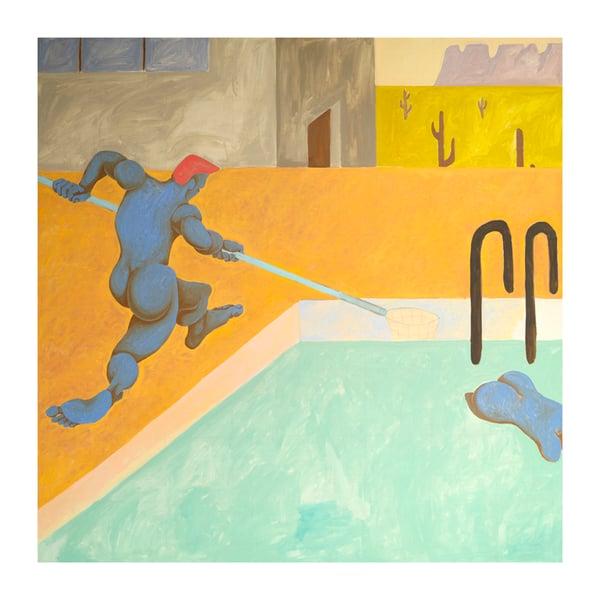 Image of Oleg Tsyba - Hello Mr Hockney
