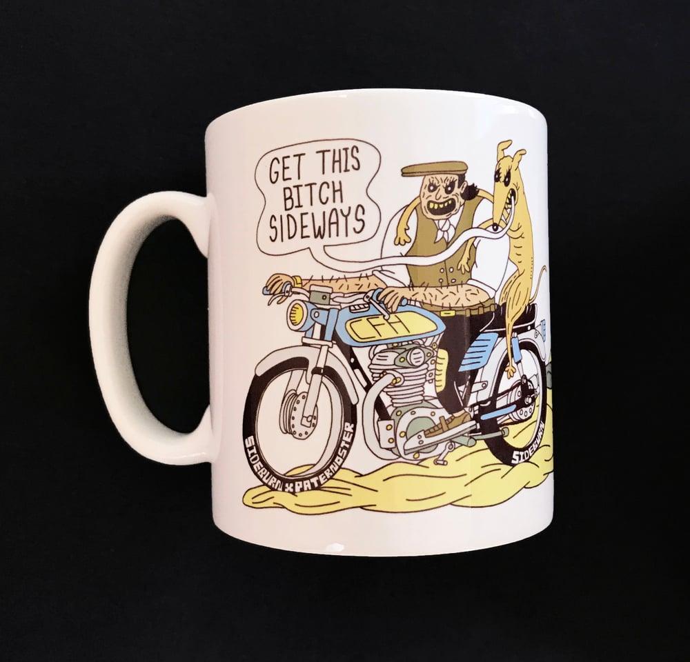 Image of SB x Maxwell Paternoster Sideways Mug