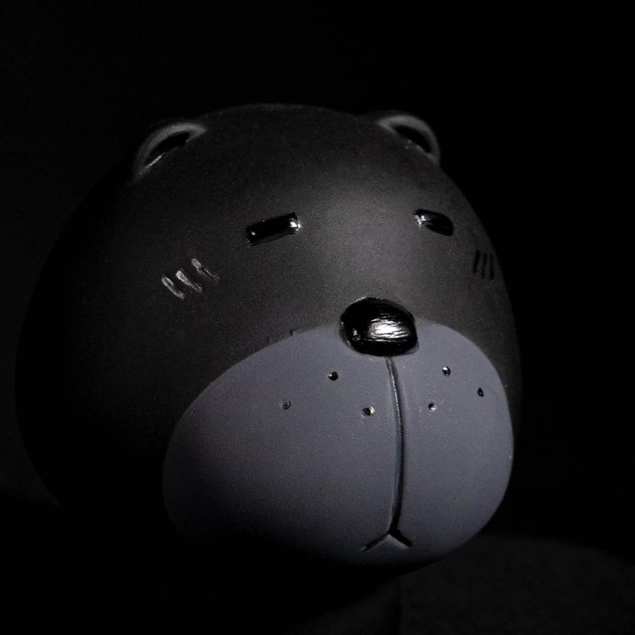 Image of MUNAI KUMA 'UNBOX IN BLACK' EDITION