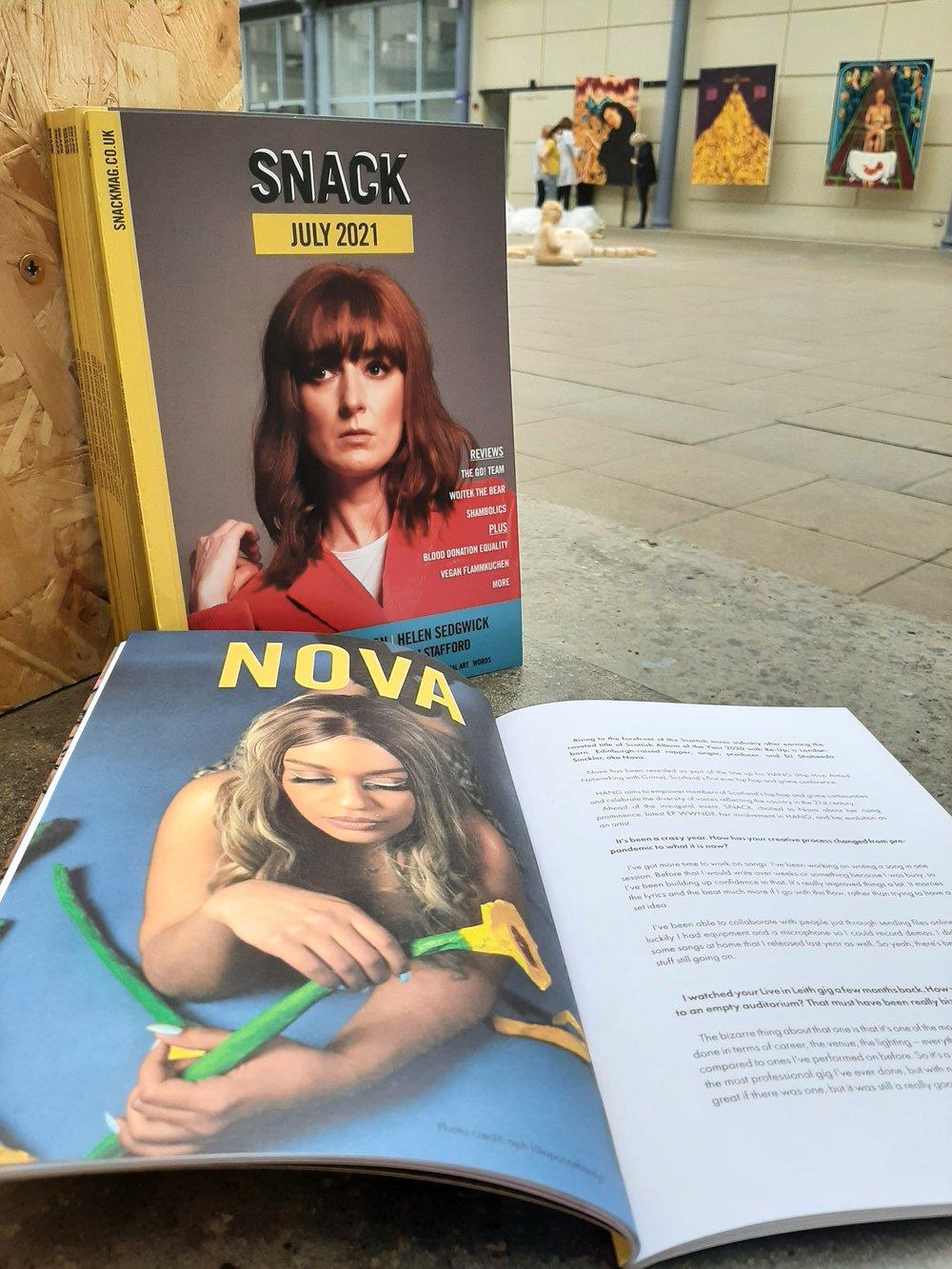 SNACK magazine: July 2021 – Issue 29