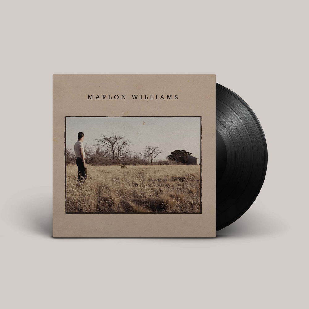 Marlon Williams (s/t) LP