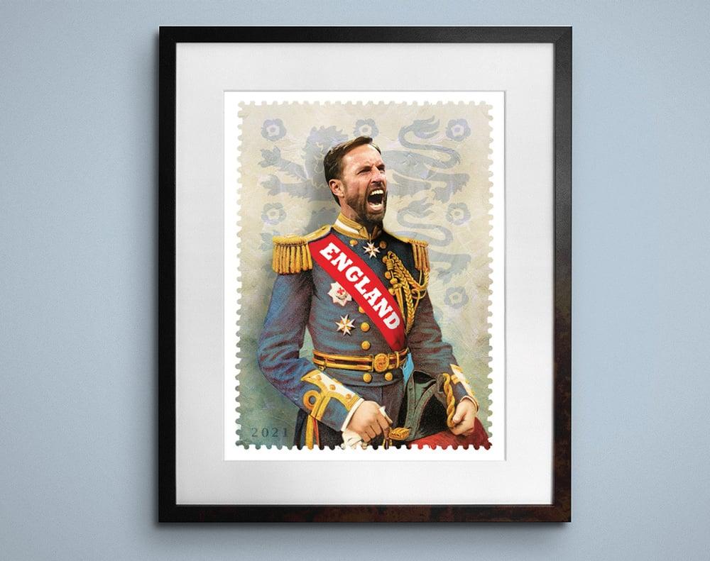 Image of 2021 Southgate Souvenir print