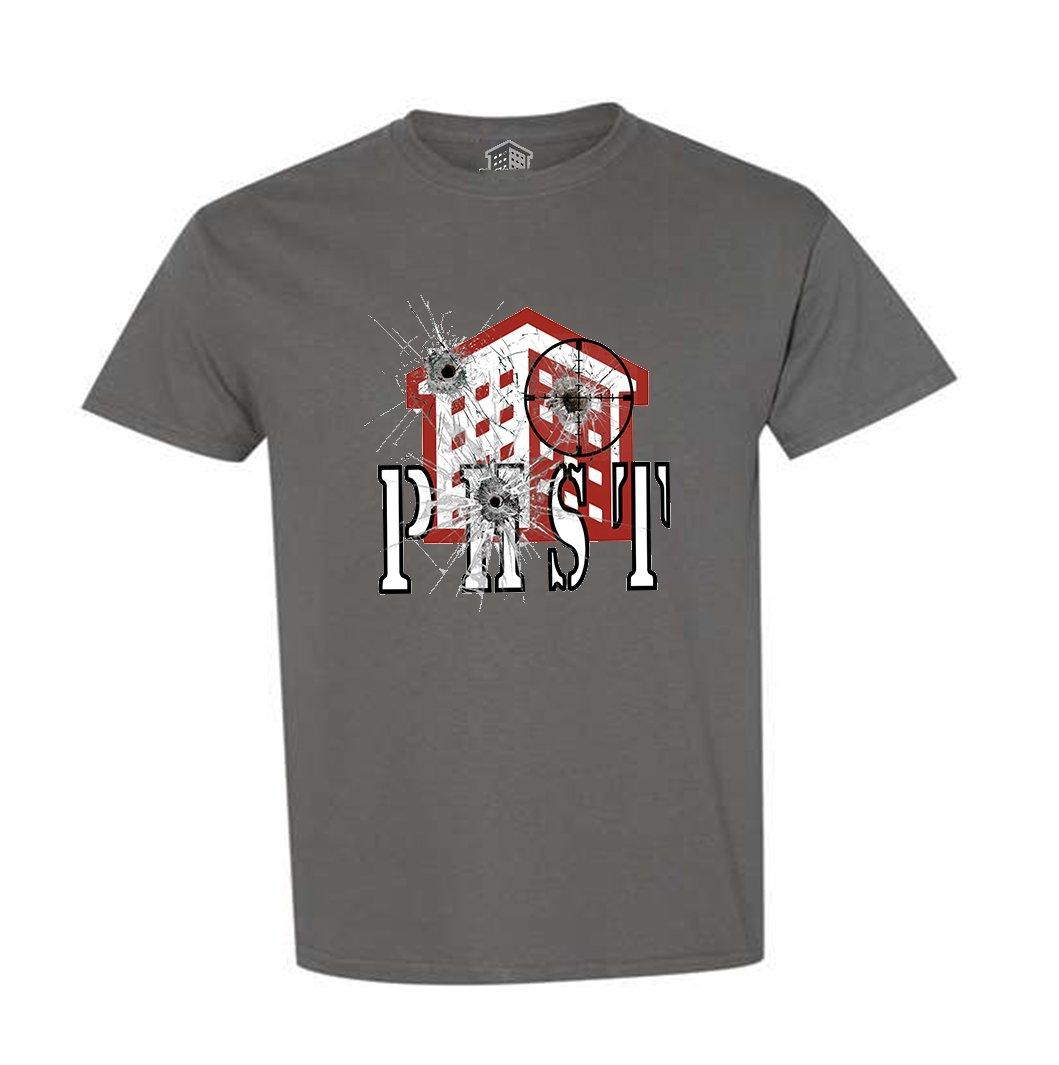 "Image of PHST ""LOBBY GLASS"" T-SHIRT"