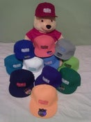 Image of mr nice new era style hats with logo