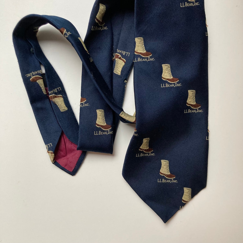 Image of L.L. Bean Inc Bean Boot Tie