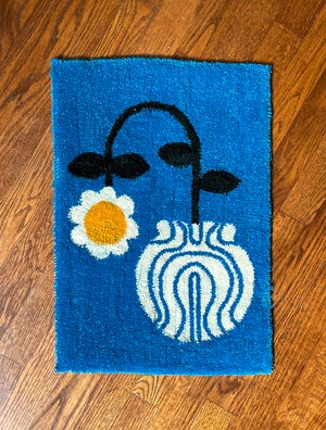 Blue For You Rug