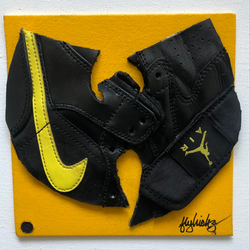 A piece of My Sole:WU Edition 2of9