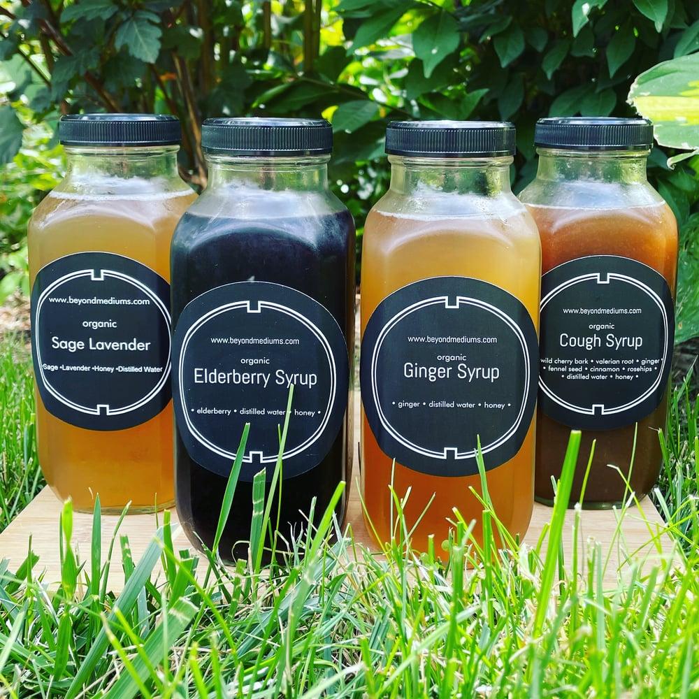 Image of Syrups [16 or  32 oz bottles]