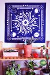 """Celestial Sunrise"" Bandana / Mini Tapestry"
