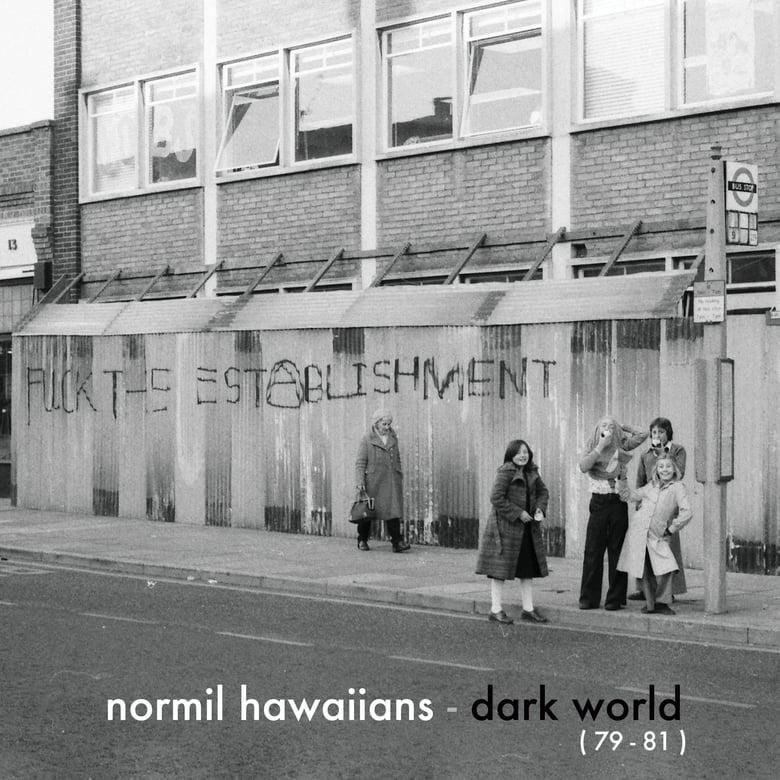 Image of NORMIL HAWAIIANS - 'Dark World' (pre-order)