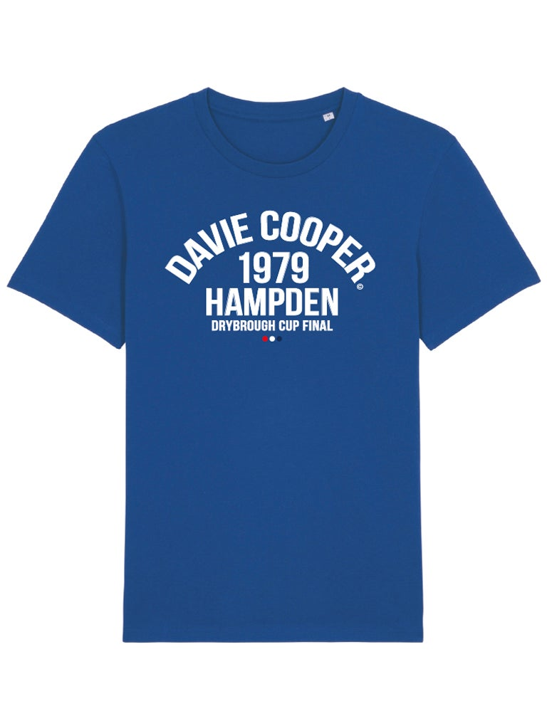 Image of DAVIE COOPER - GOAL - TSHIRT