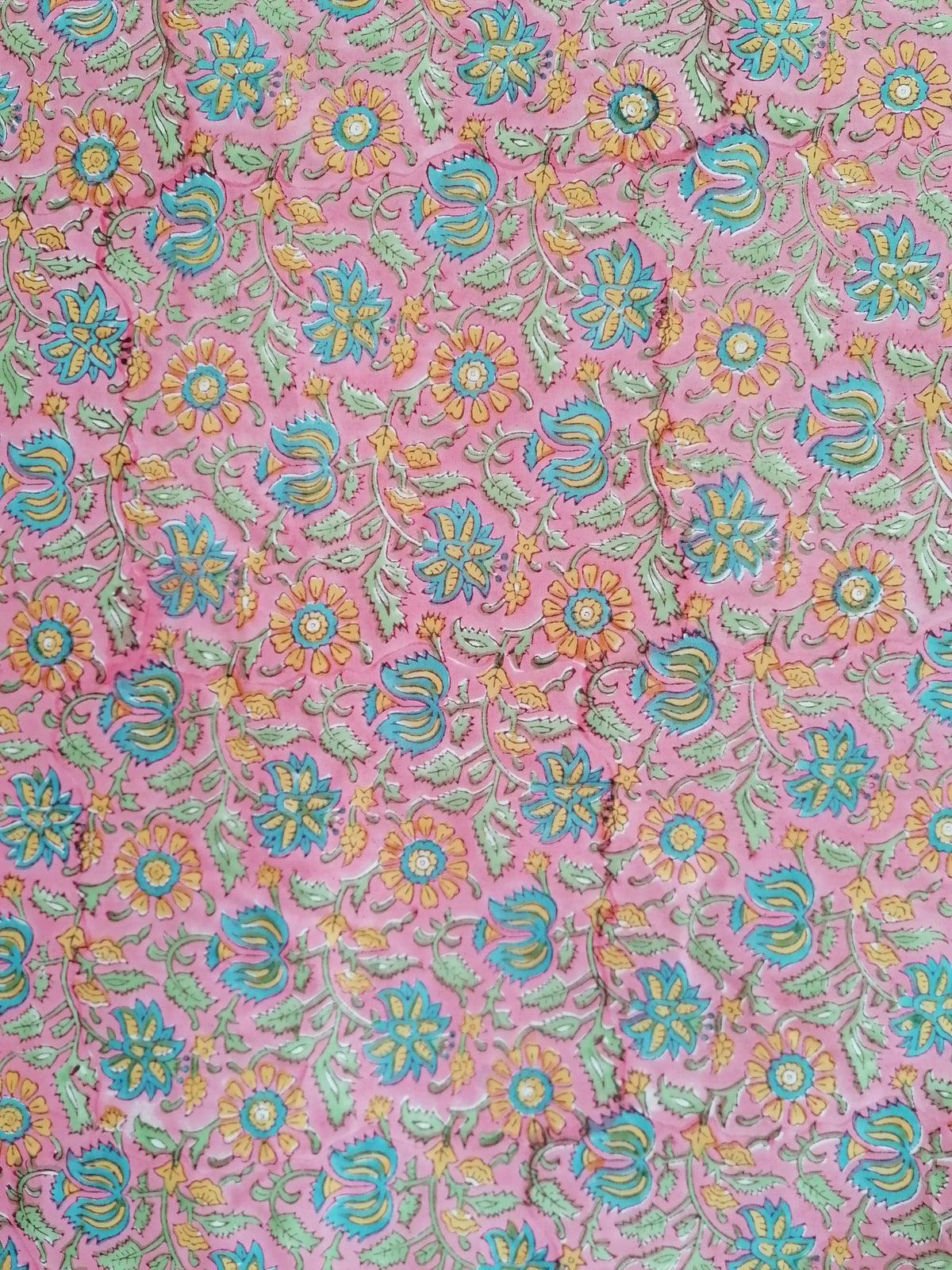 Image of Namasté fabric colors