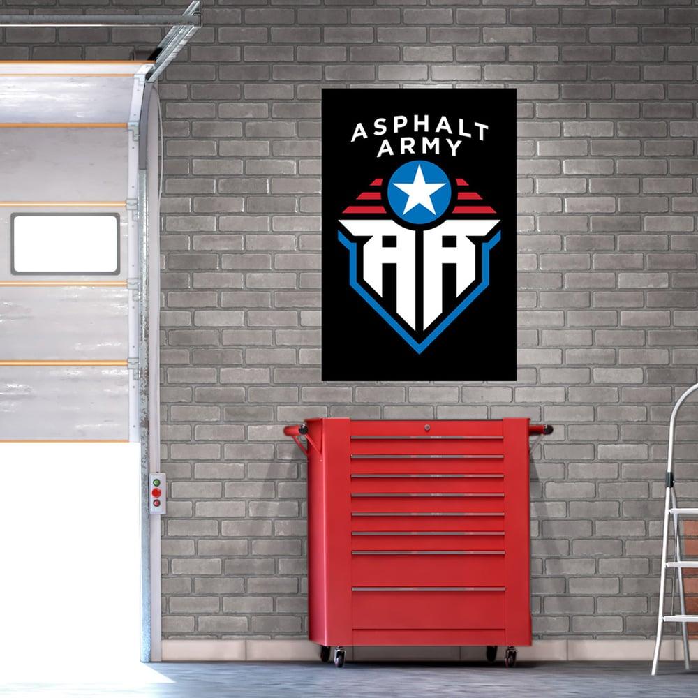 Image of AA - Star Logo