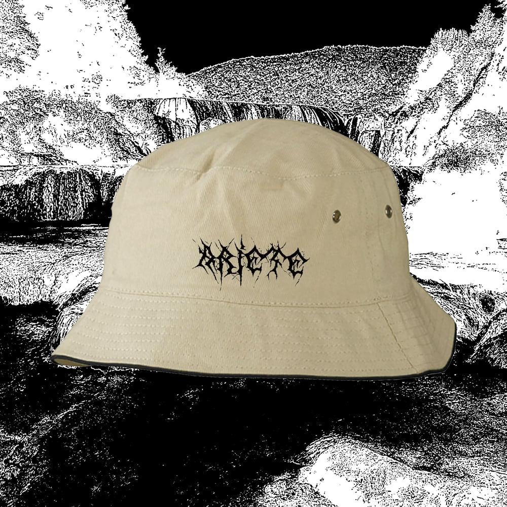 Image of Ariete: Logo Bucket Khaki
