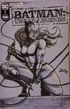 Original art catwoman sketch cover