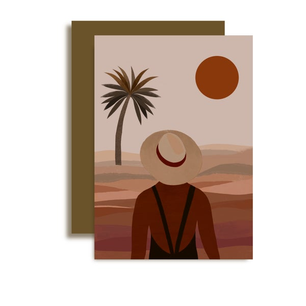 Image of Carte Sahara