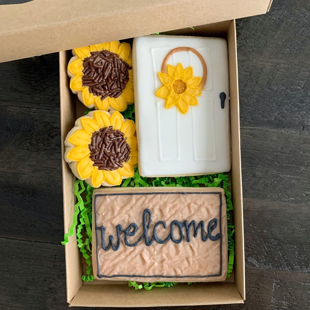 New Home WELCOME Gift Set