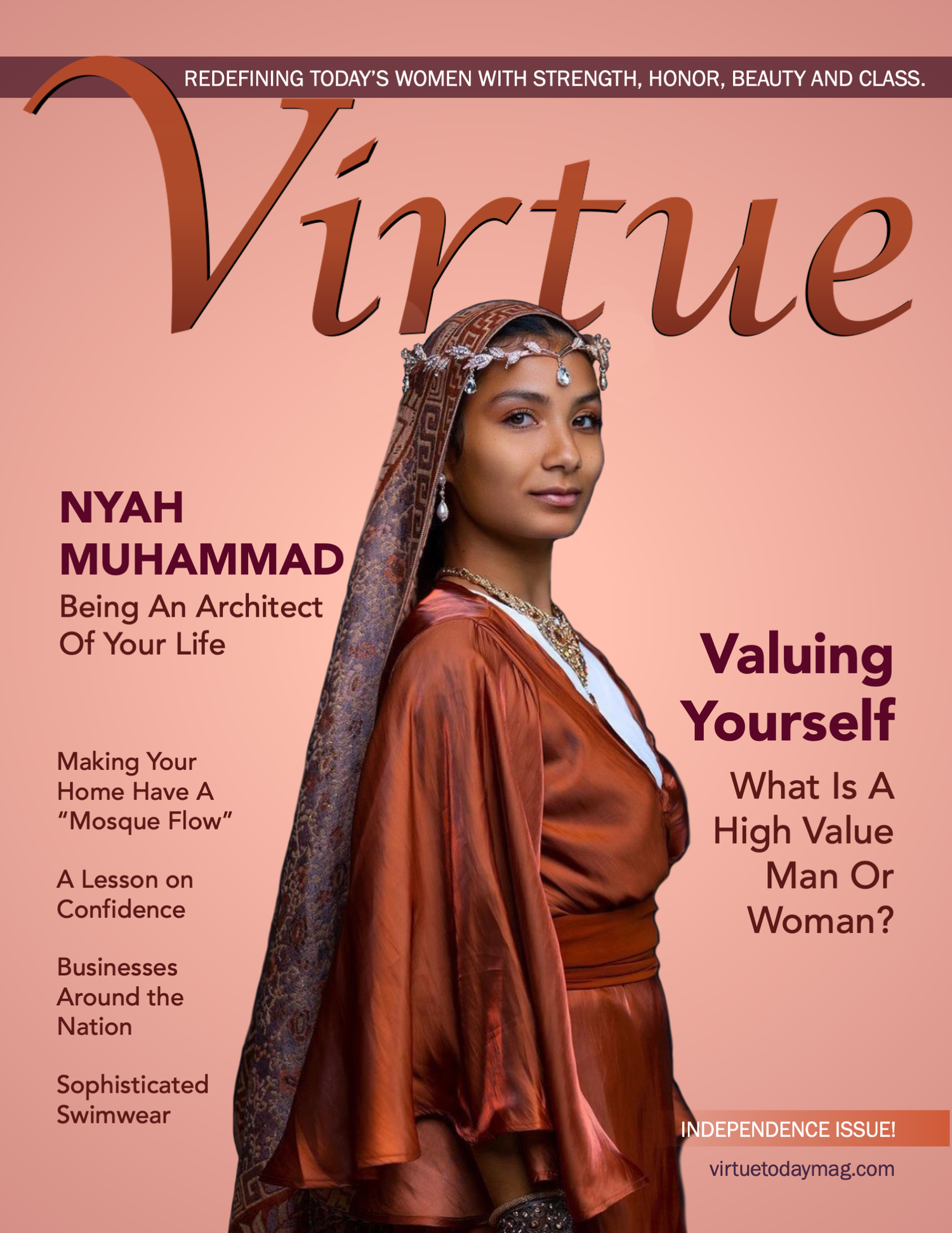 Image of PRE-ORDER: Independence Issue of Virtue