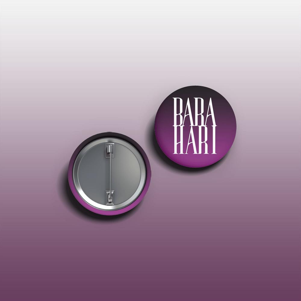 BARA HARI 'Dark New Day' 11x17 poster