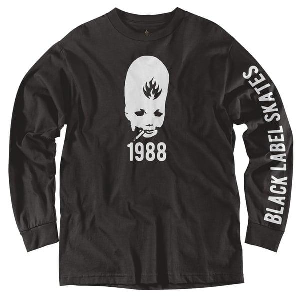 "Image of THUMBHEAD ""1988"" Long Sleeve Tee"