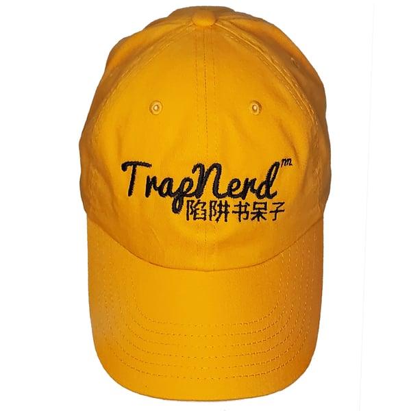 Image of Gold OG Logo Dad Hat (black logo)