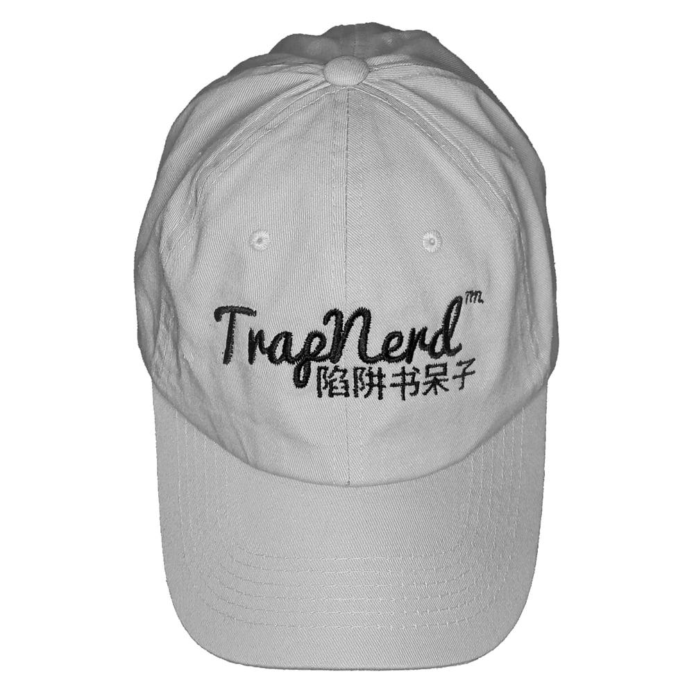Image of Gray OG Logo Dad Hat (black logo)