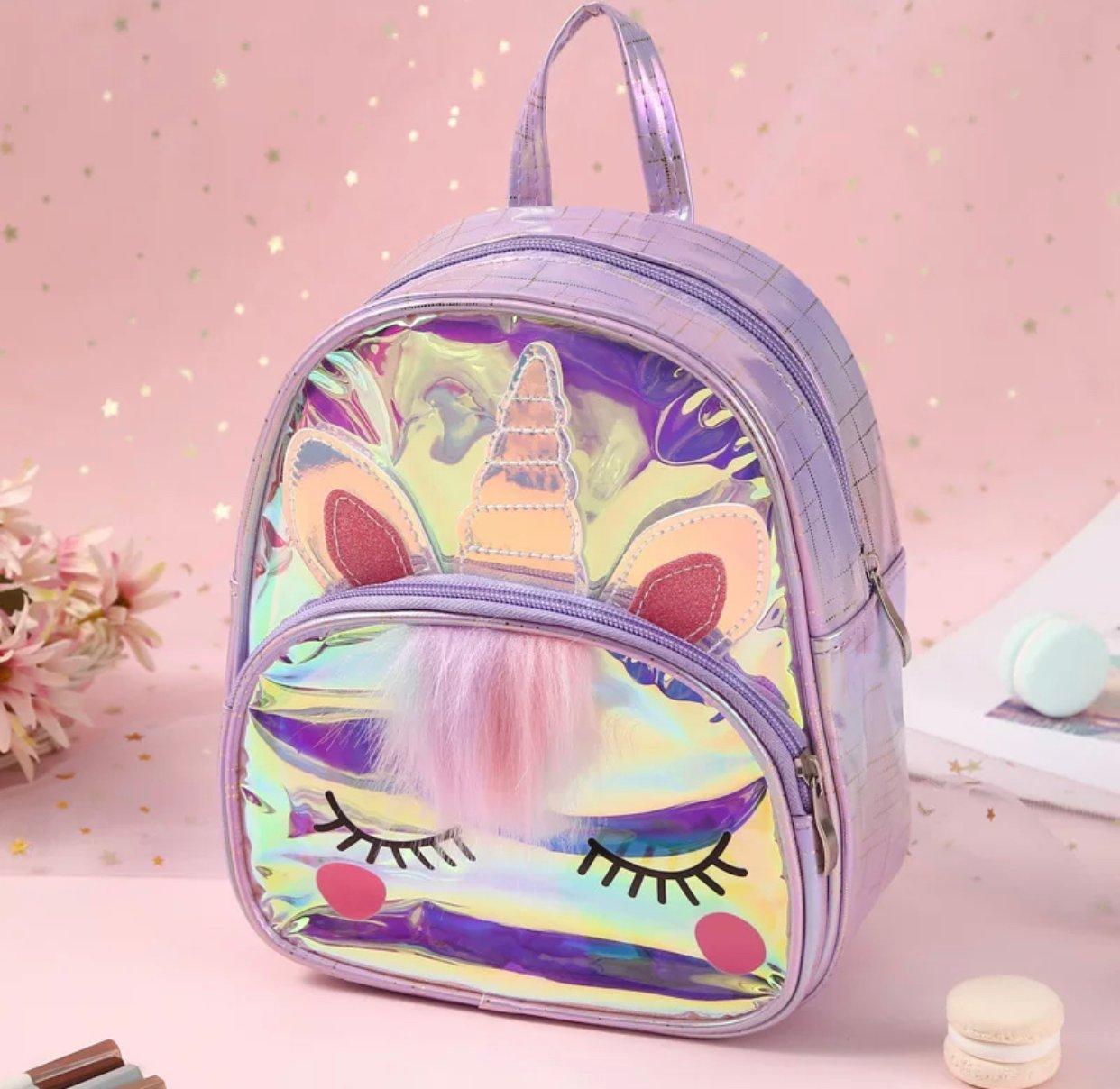 "Image of Backpack ""Unicorn"""