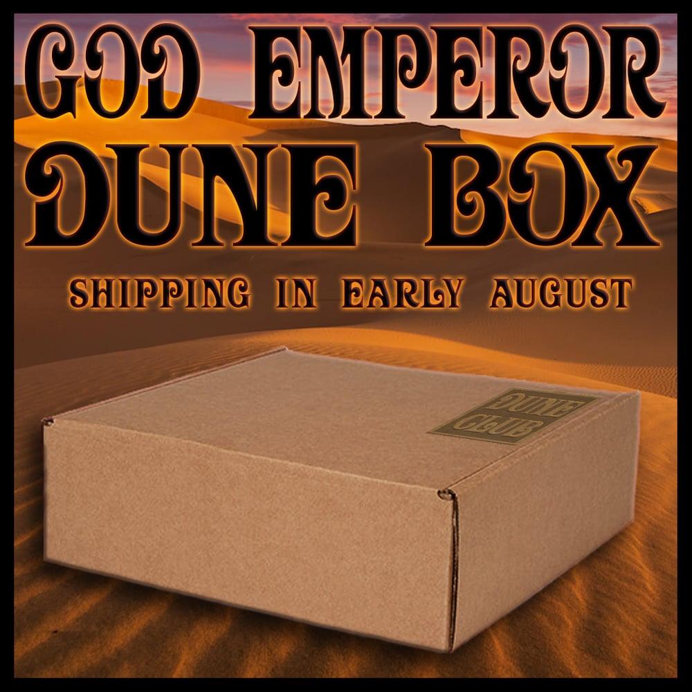 God Emperor Dune Box Pre-Order (US ONLY)