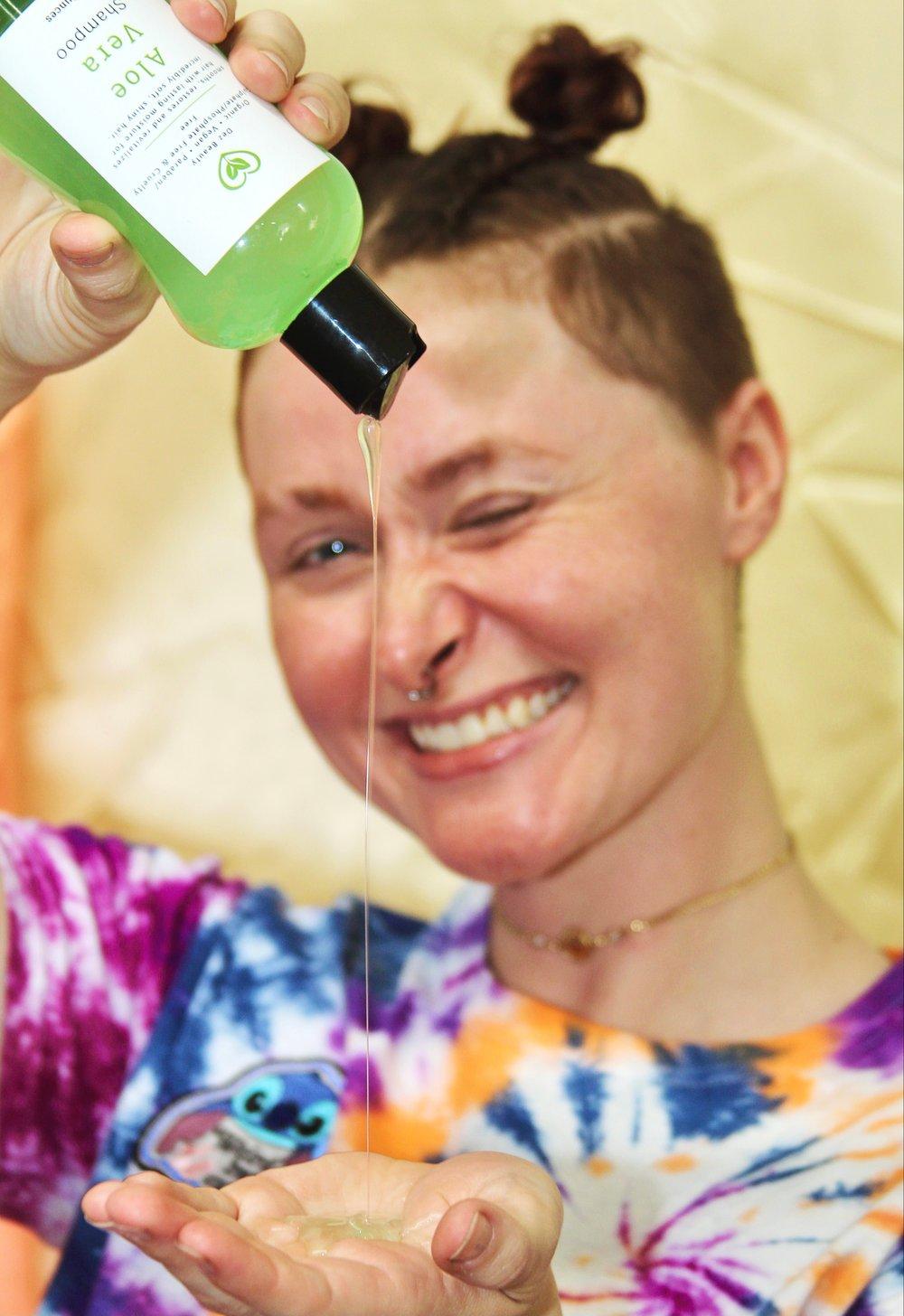 Image of Aloe Vera Shampoo+Conditioner