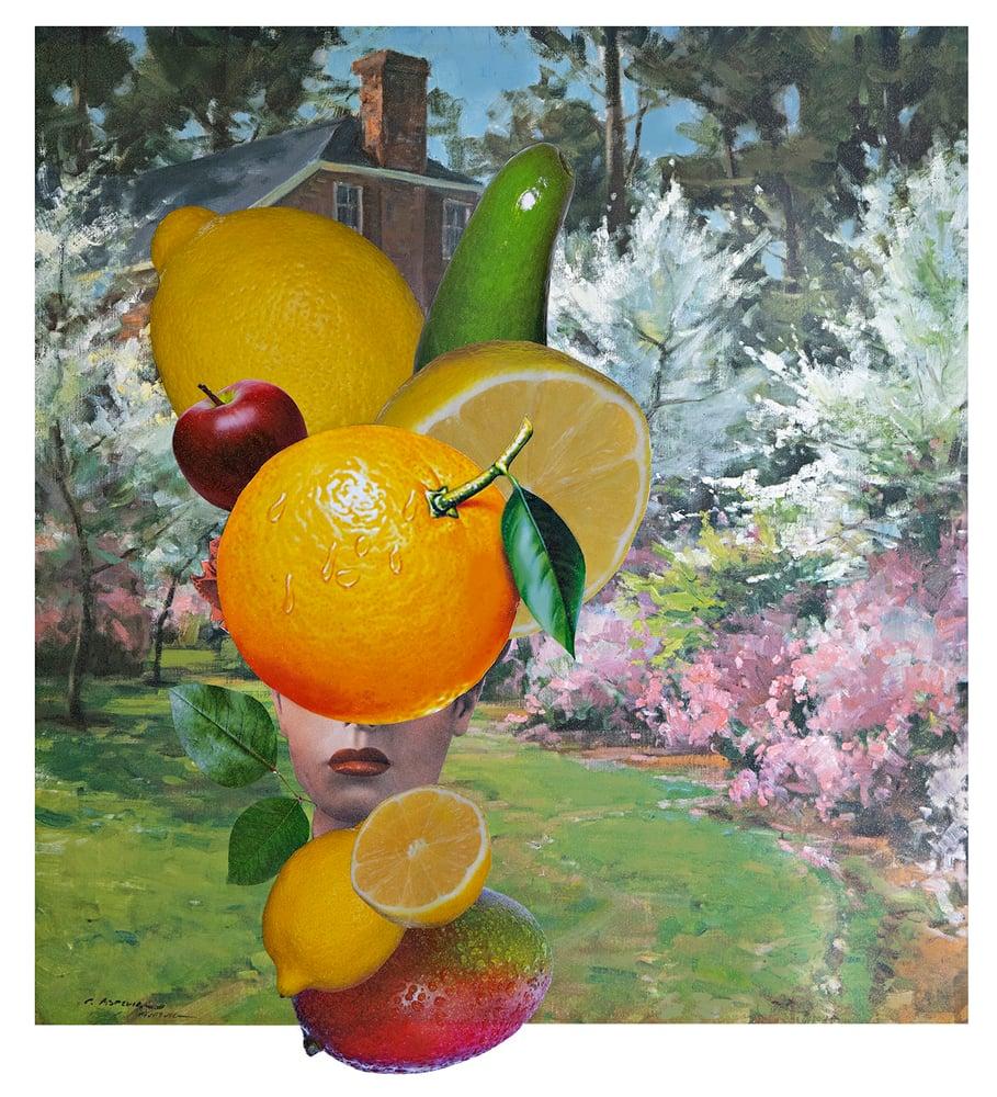 Image of Backyard Fruit
