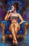 How to Train your Beast Naughty METAL Print LE to 10
