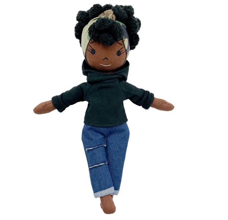 Lennox Handmade Linen Doll (Waitlist Preorder Item - ship date Oct 1-Mar 30,2022)
