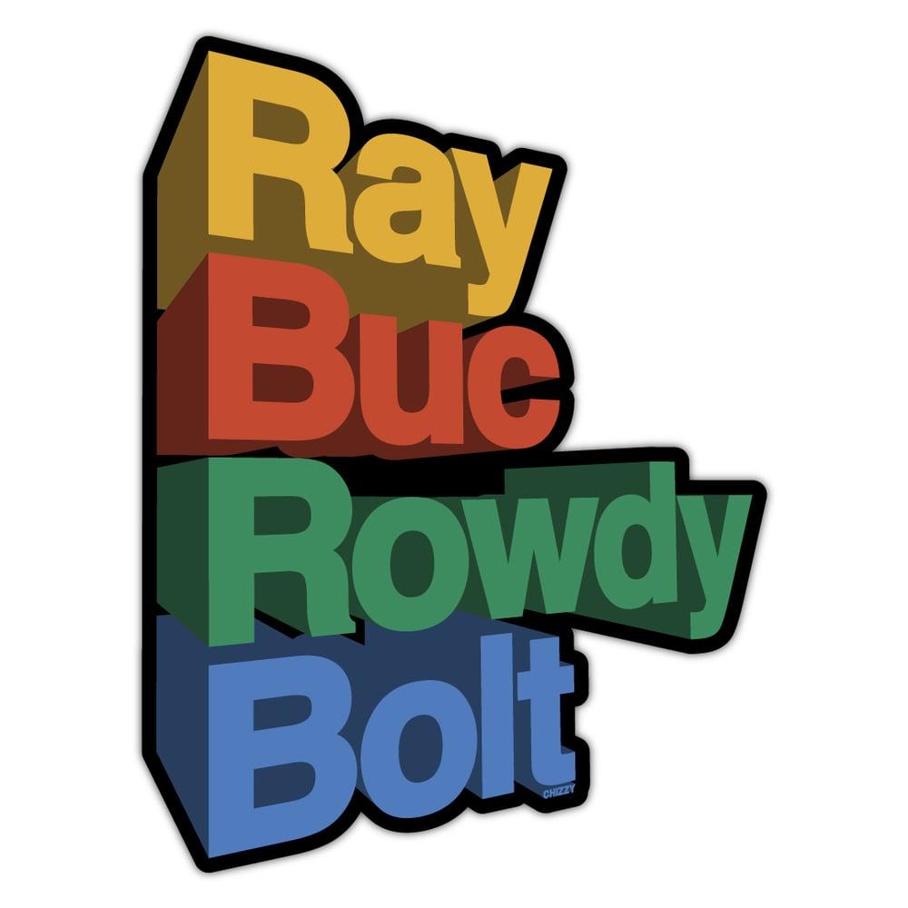 Image of TBSPORT sticker
