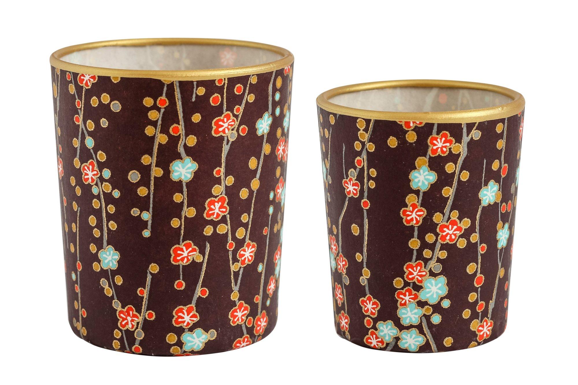 Image of Candle holders * Liz * Chocolat