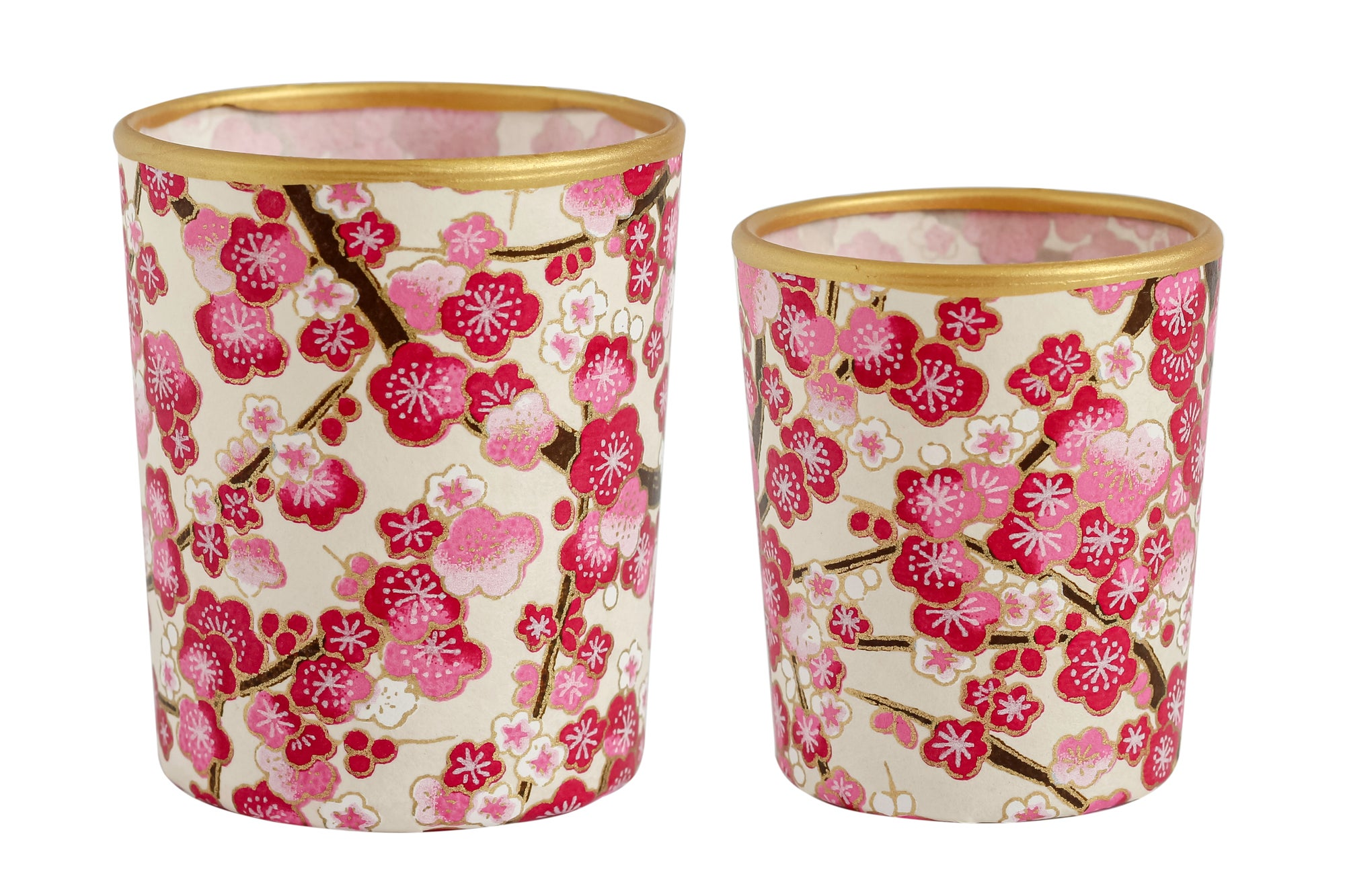 Image of Candle holders * Japan * Bordeaux