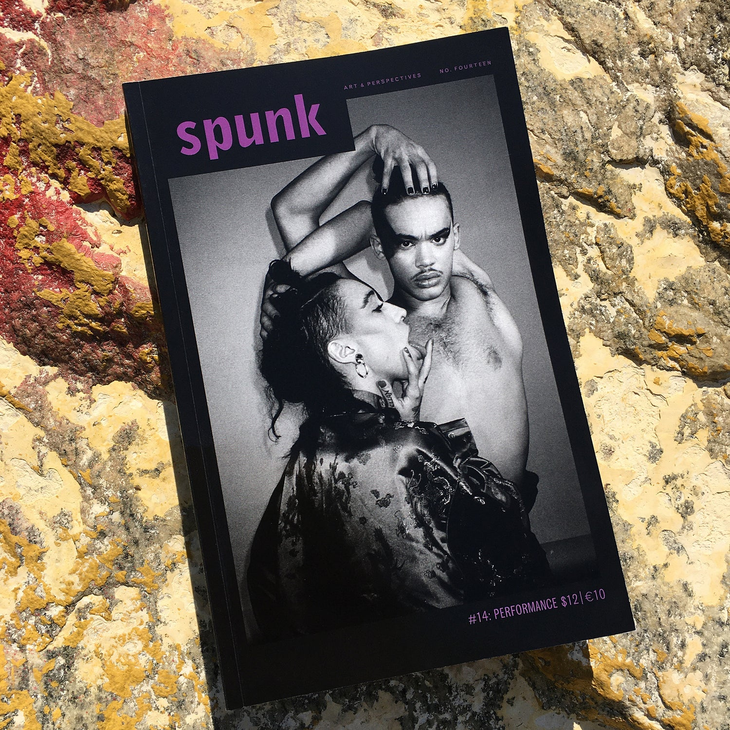 Image of SPUNK ISSUE NO 14: PERFORMANCE