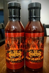 Image of The Convalescence - Doom Reaper BBQ Sauce