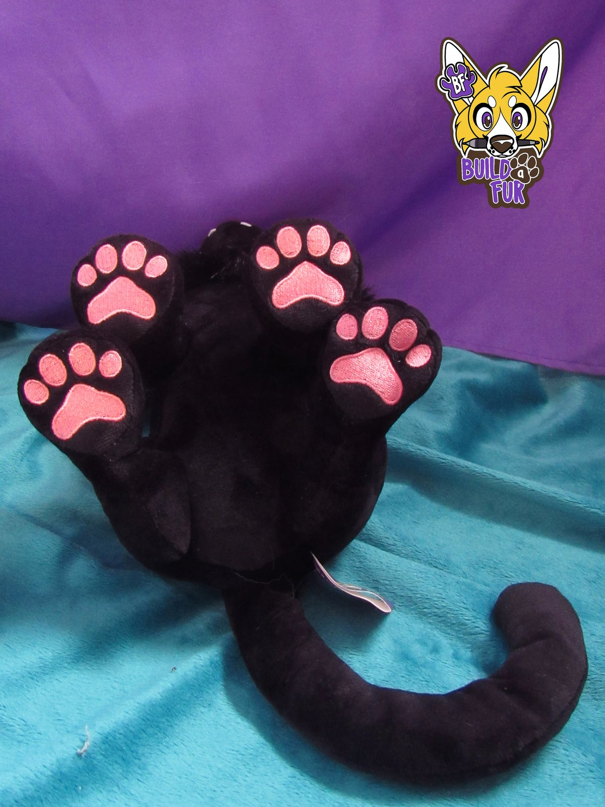 Image of Night Mind Feral Plush Preorder