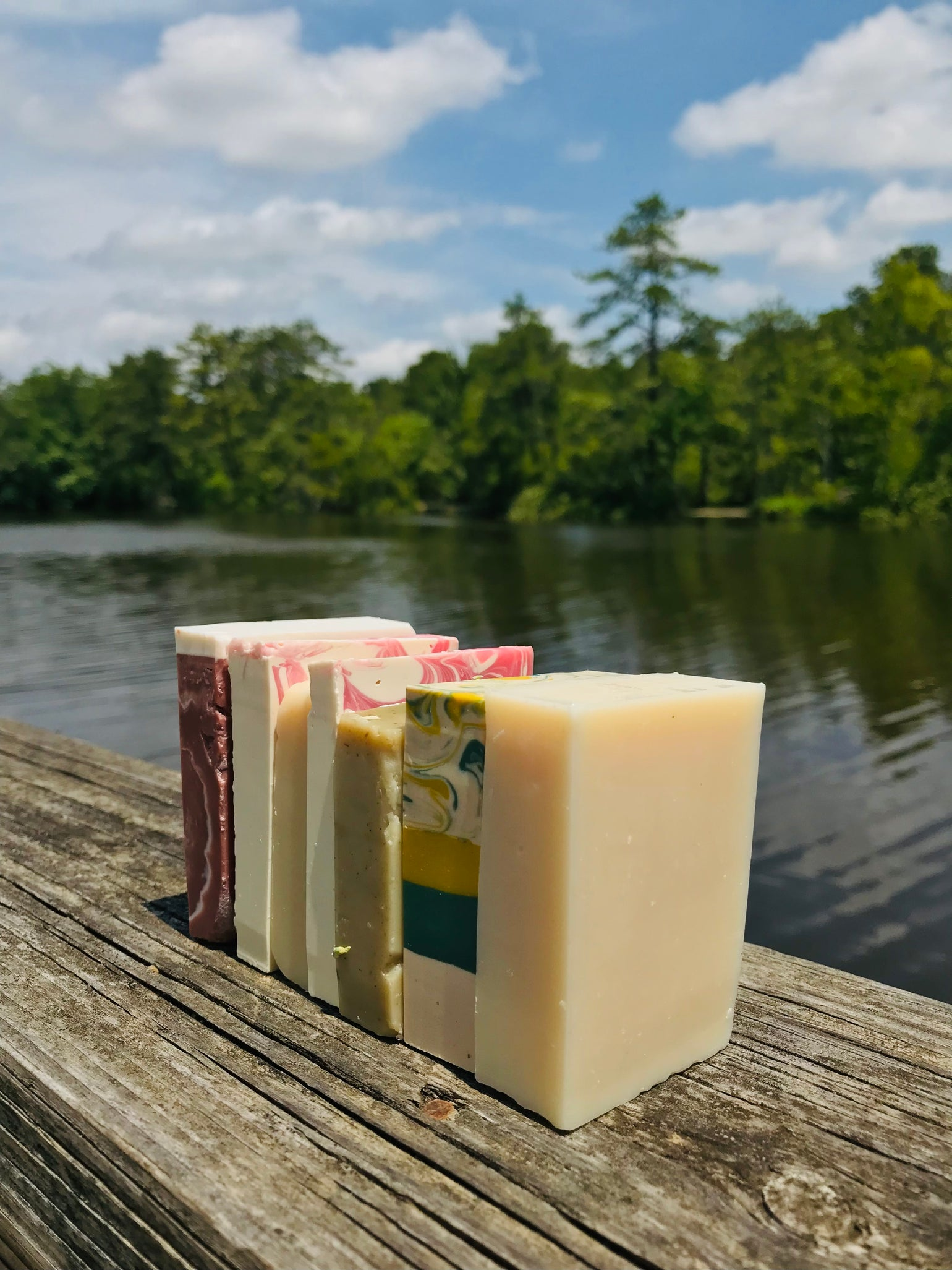 Image of Soap Ends On Sale