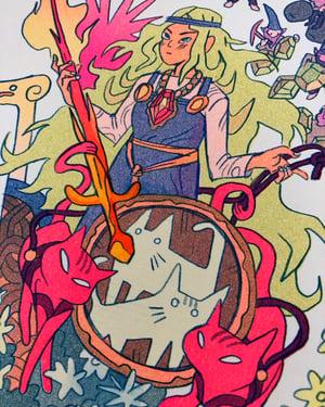 Freyja, Norse Goddess