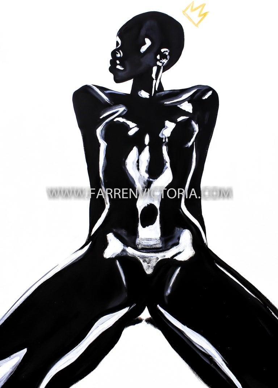 Image of Soul Sista Canvas