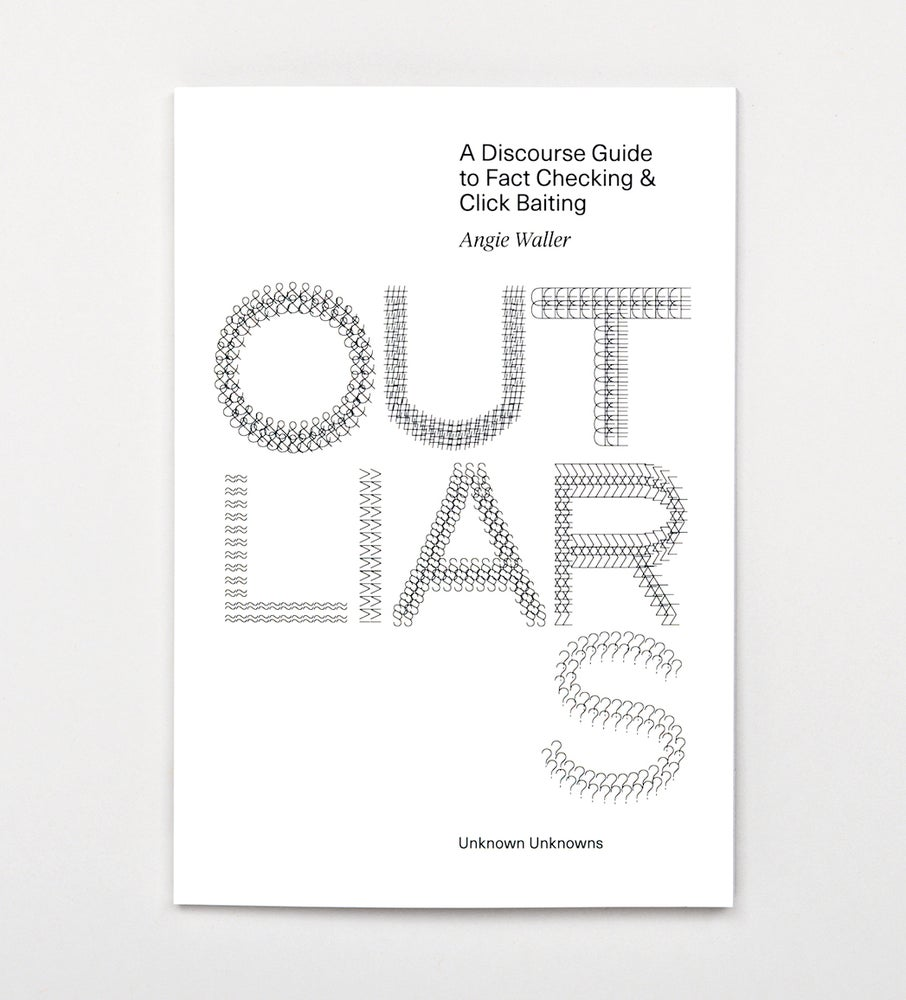 Image of Outliars: A Discourse Guide to Fact Checking and Click Baiting