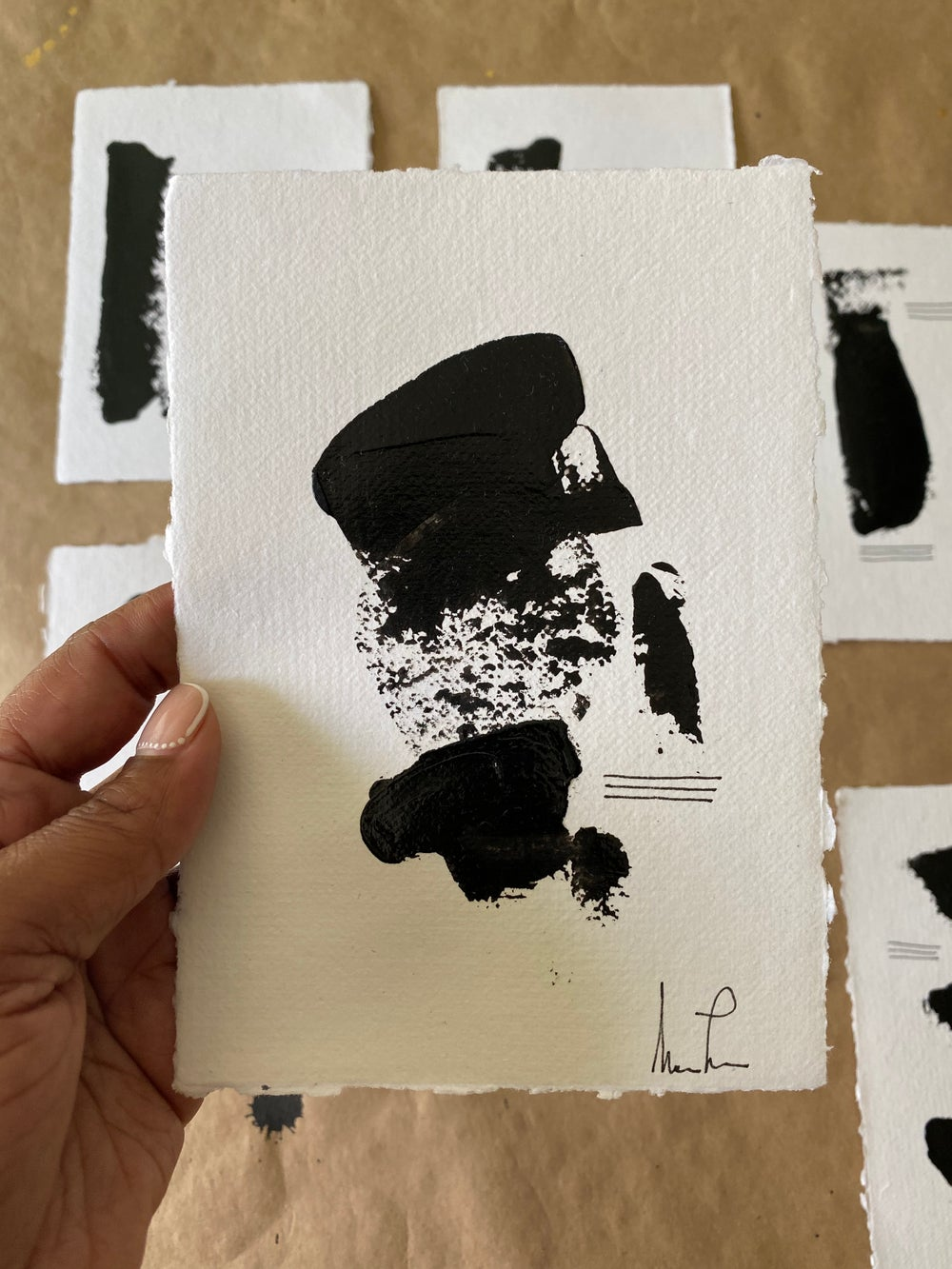 Image of ML • Handmade Paper Collection (2)