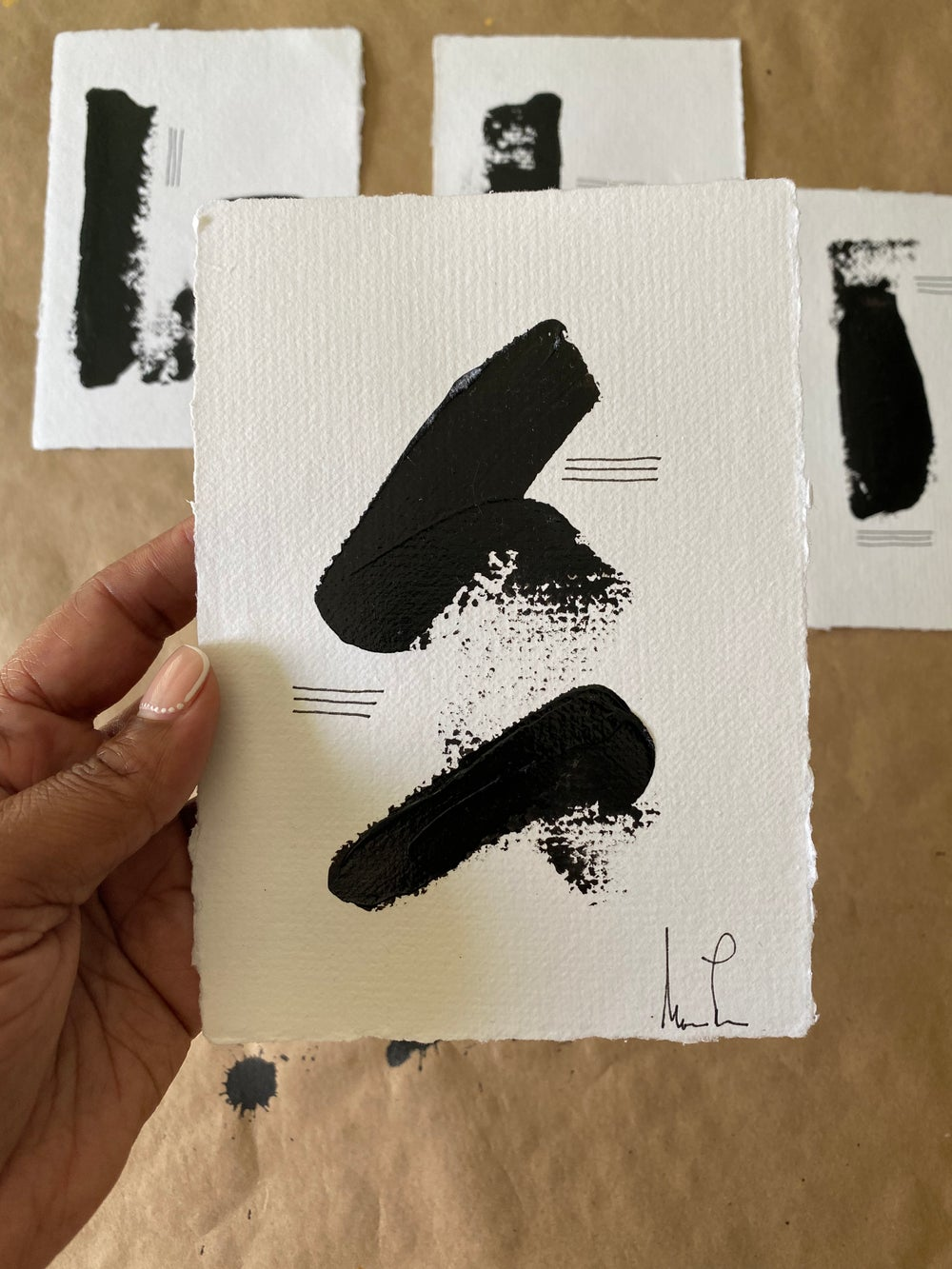Image of ML• Handmade Paper Collection (5)