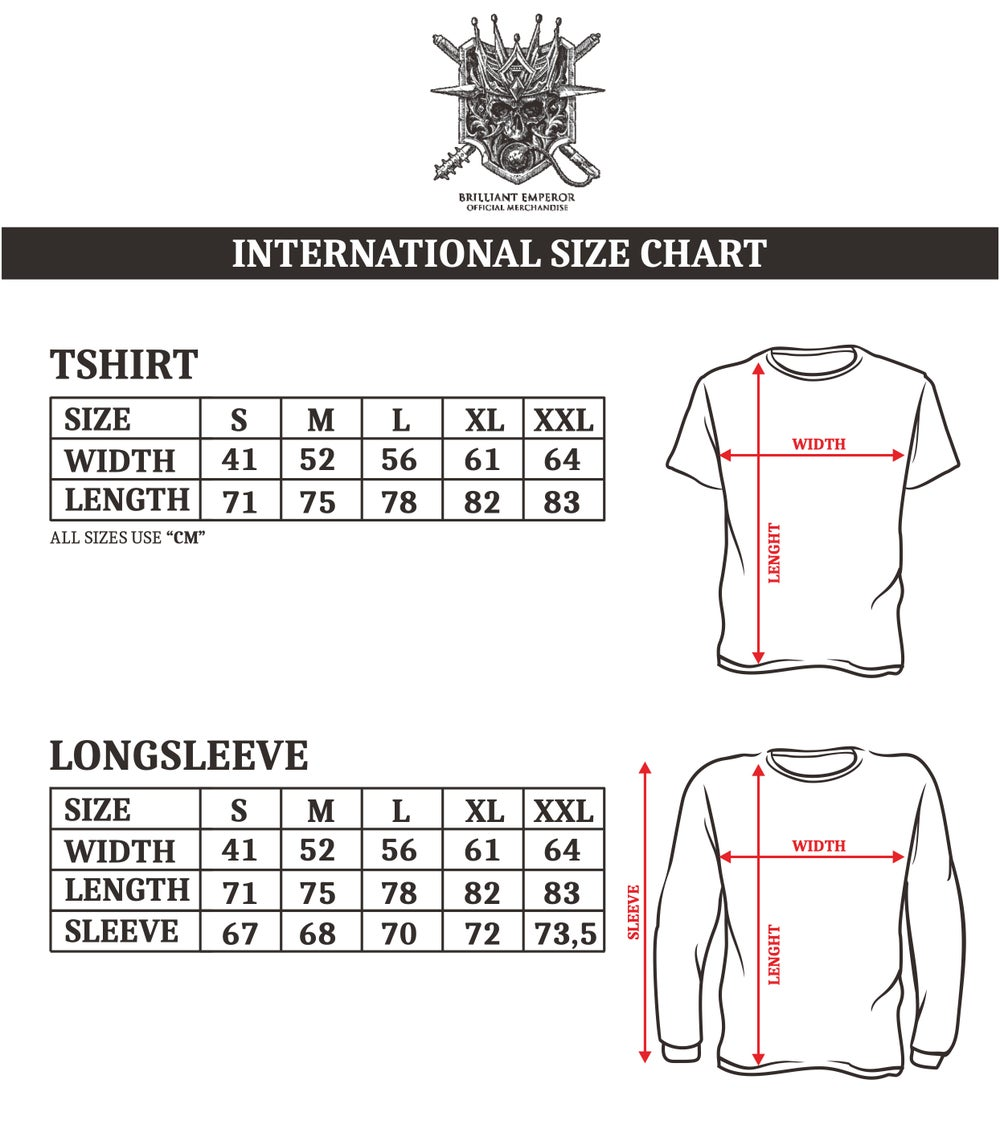 Kommodus/Burier 'Poison & Perseverance' Long-sleeve