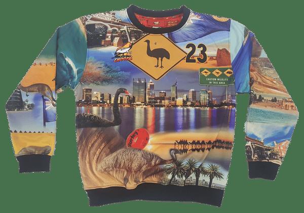 Image of Bushchook Iconic Sweater