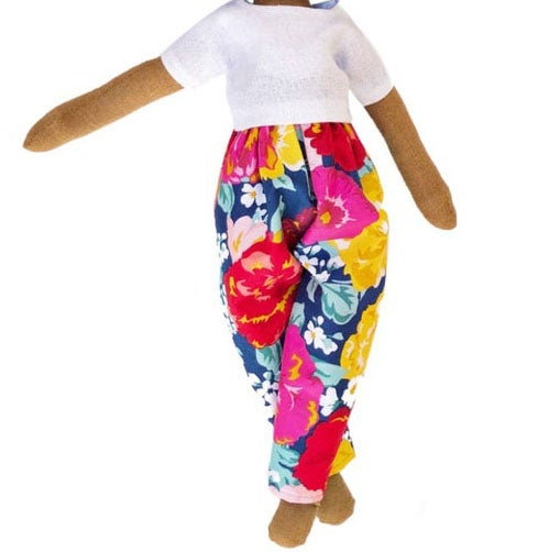 Floral pant 2pc set (PLEASE NOTE: THIS ORDER WILL SHIP ON OR BEFORE OCTOBER 15TH)