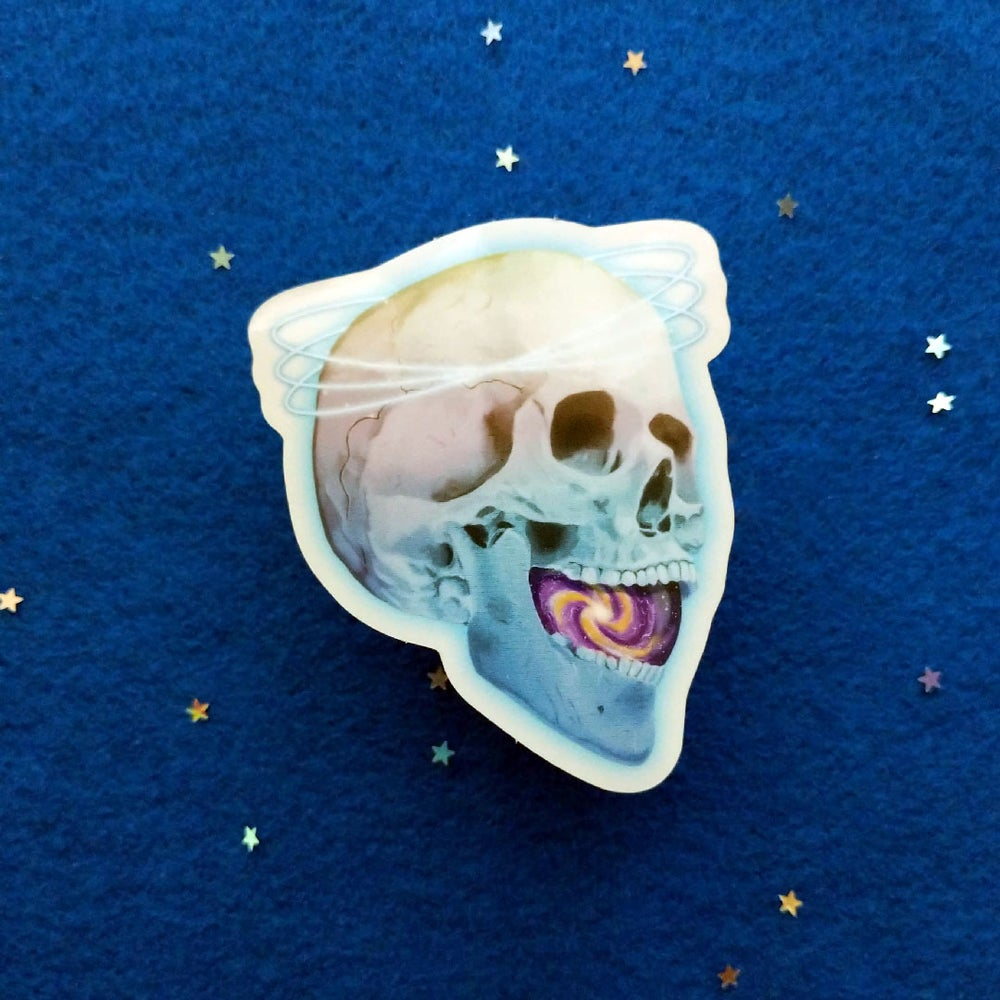 Image of Cosmic Skull