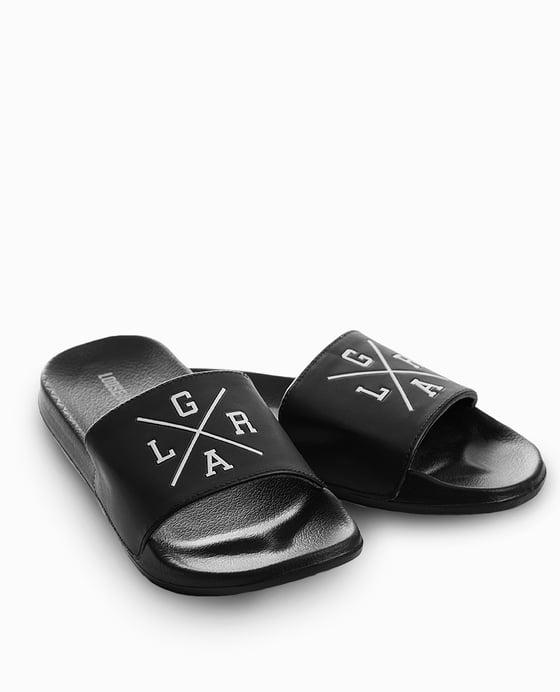 Image of Sliders - Black