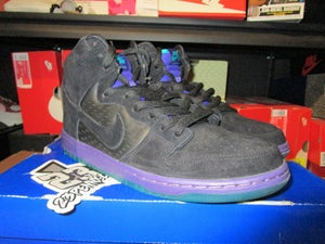 """Image of SB Dunk High """"Black Grape"""" *PRE-OWNED*"""